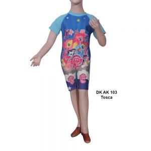 Baju Renang Diving Anak DK AK 103 Tosca