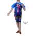 Baju Renang Diving Anak DK AK 104 Biru