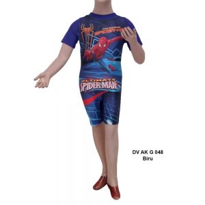 Baju Renang Anak Laki Laki Deedo DV AK G 048 Biru