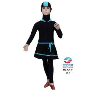 Baju Renang Anak Perempuan Edora Muslimah Berkualitas ML AK P 003