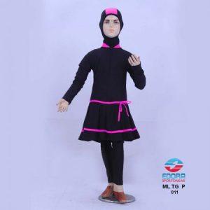 Baju Renang Anak Perempuan Edora Muslimah Berkualitas ML TG P 011