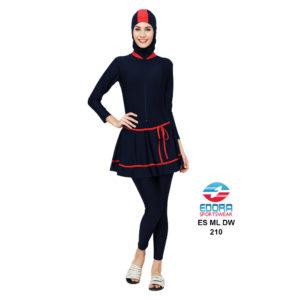 Jual Baju Renang Edora Muslimah ES ML DW 210
