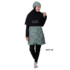 Baju Renang Muslimah Sulbi SBDP 355 Modern
