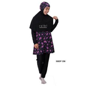 Baju Renang Muslimah Sulbi SBDP 356 Terbaru