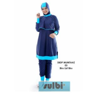 Baju Renang Terbaru Muslimah SBDP MUMTAAZ 03