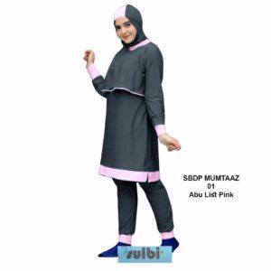 Baju Renang Muslimah SBDP MUMTAAZ 01 Terbaru