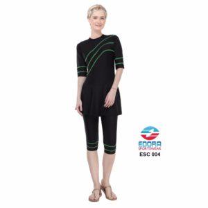 Baju Renang Wanita Edora Semi Cover ESC 004 Murah