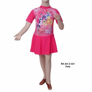 Baju Renang TK Anak Terbaru RK AK G 021 Pink