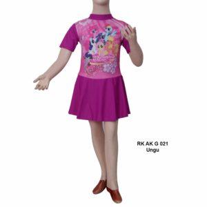 Grosir Baju Renang TK Anak RK AK G 021 Ungu