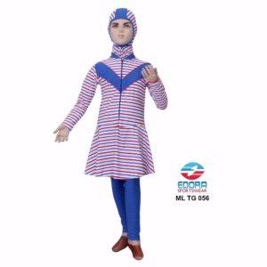 Baju Renang Anak SD Murah Edora ML TG 056