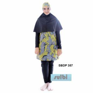 Baju Renang Muslimah Sulbi SBDP 357 Terbaru