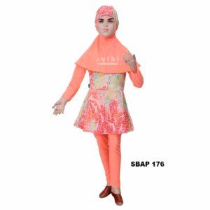 Busana Renang Anak Perempuan Sulbi SBAP 176