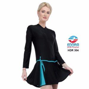 Grosir Baju Renang Wanita Edora Semi Cover HDR 304