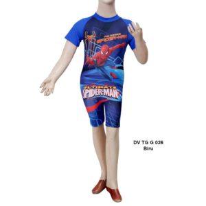 Baju Renang Anak SD Deedo DV TG G 026 Biru