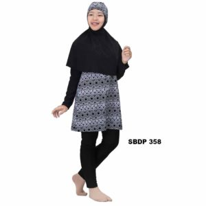 Baju Renang Muslimah Terbaru Sulbi SBDP 358