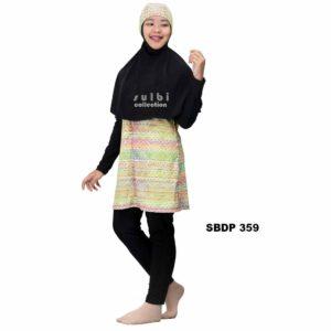 Jual Baju Renang Muslimah Sulbi SBDP 359
