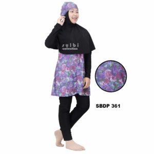 Agen Baju Renang Muslimah Sulbi SBDP 361