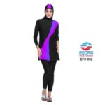 Baju Renang Muslimah Edora EFC 002 Terbaru