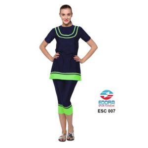 Jual Baju Renang Wanita Edora Semi Cover ESC 007