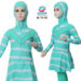 Jual Baju Renang Anak SD Edora ML TG 065