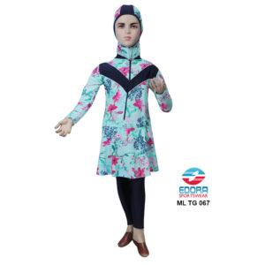Baju Renang Anak SD Murah Edora ML TG 067
