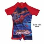 Jual Baju Renang Bayi Deedo DV BB G 043 Merah