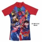 Baju Renang Bayi Deedo DV BB G 031 Merah