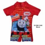 Pakaian Renang Bayi Deedo DV BB G 045 Merah