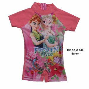 Agen Baju Renang Bayi Deedo DV BB G 046 Pink Fanta