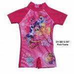Baju Renang Bayi Deedo DV BB G 047 Pink Fanta