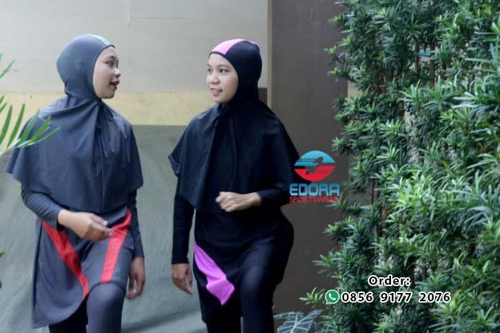 model pakaian renang muslimah