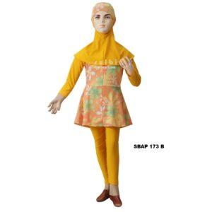 Baju Renang Anak Perempuan Sulbi SBAP 173 B