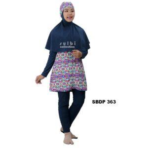 Baju Renang Muslimah Sulbi SBDP 363 Terbaru