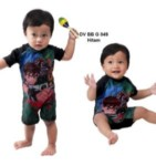 Baju Renang BayiDeedo DV BB G049 Hitam