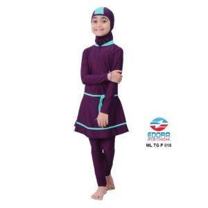 Agen Baju RenangAnak SD Perempuan Edora Muslimah ML TG P 018 Murah