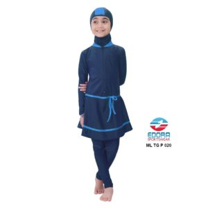 Jual Baju RenangAnak SD Perempuan Edora Muslimah ML TG P 020