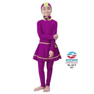 Jual Baju RenangAnak Perempuan Edora MuslimahML AK P 007 Murah