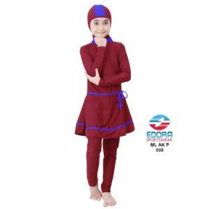 Agen Baju RenangAnak Perempuan Edora MuslimahML AK P 008 Modern