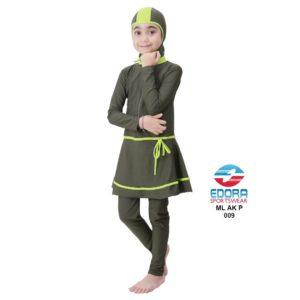 Beli Baju RenangAnak Perempuan Edora MuslimahML AK P 009 Murah