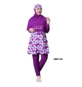 Baju Renang Muslimah Sulbi SBDP366