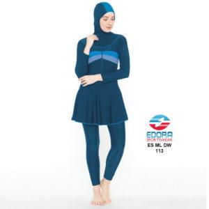 Jual Baju Renang Muslimah Edora ES ML DW 113 Murah
