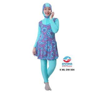 Beli Baju Renang WanitaEdora MuslimahK ML DW 004 Modern