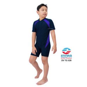 Grosir Baju Renang Anak SD Polos Edora DV TG 029 Modern