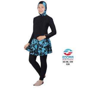 Jual Baju RenangMuslimah Edora ES ML DW 026 Modern