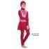 Jual Baju RenangAnak SD Perempuan Edora Muslimah ML TGG 033Pink Velvet Terbaru