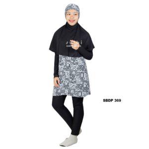 Beli Baju Renang Muslimah Sulbi SBDP369 Modern