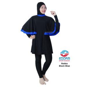 Jual Baju RenangEdoraNADEA Black Blue Modern