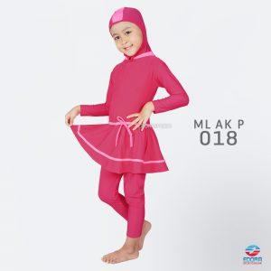 Baju Renang Anak TK Edora ML AK P 018