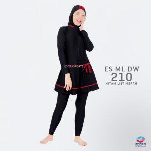 Baju Renang Muslimah Edora ES ML DW 210