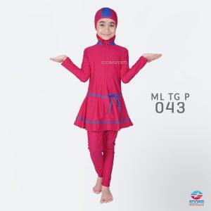 Baju Renang Anak SD Edora ML TG P 043